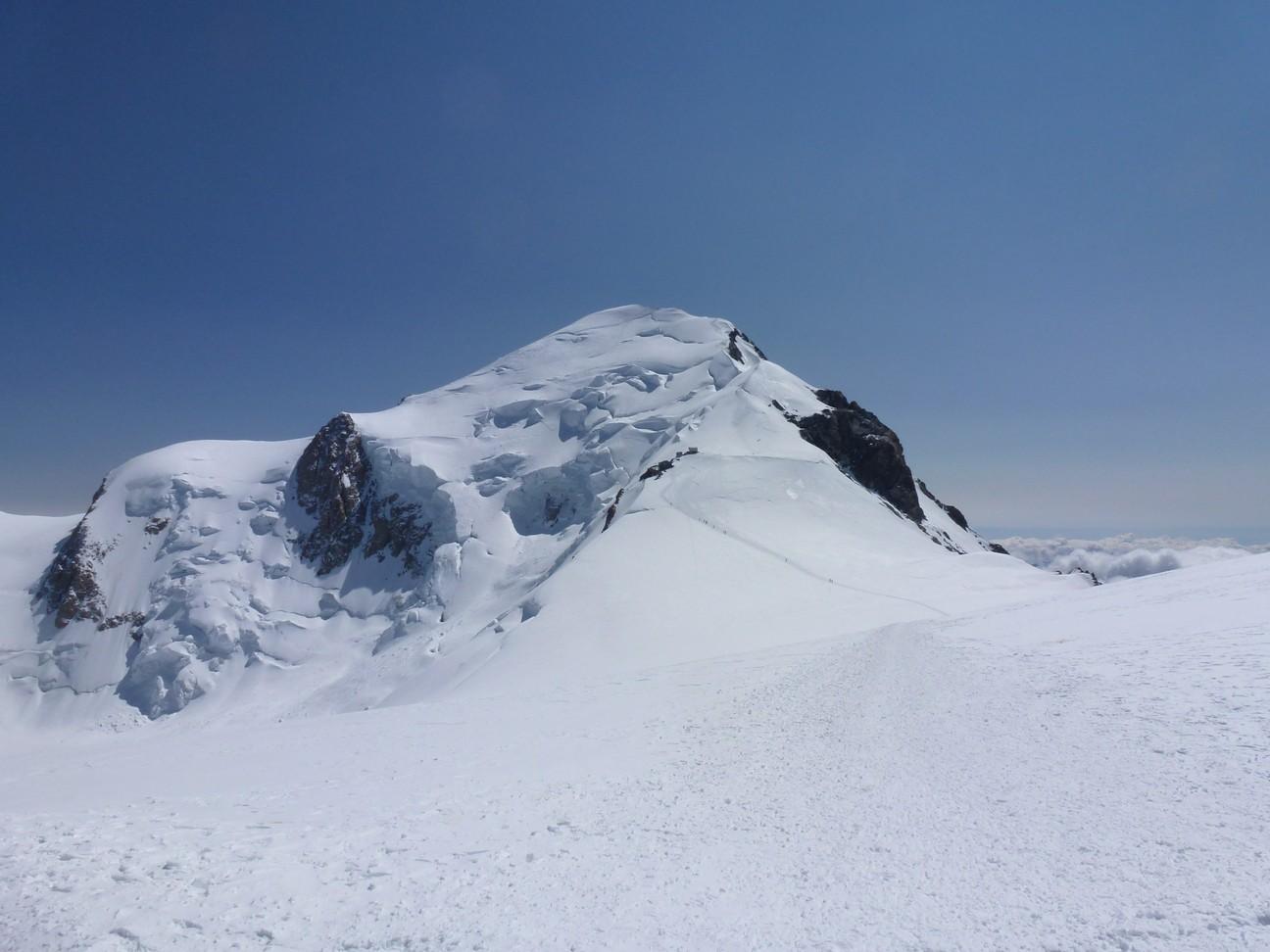ascensione monte bianco