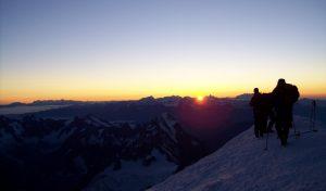 Racconto di una salita al Monte Bianco